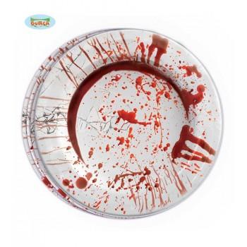 P/8 Plato 23Cm Sangre