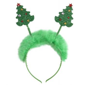 Diadema Arbol Navidad