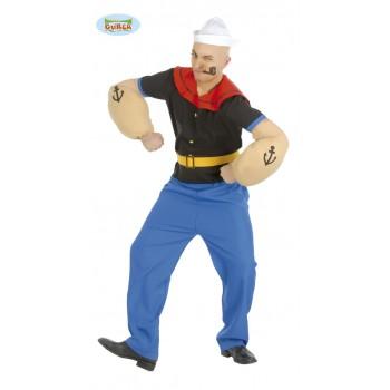Disf. Marinero (Popeye) T-L