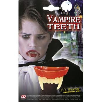 Dentadura Vampiro Inf.