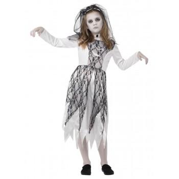 Disf.Inf.Novia Fantasma T-S