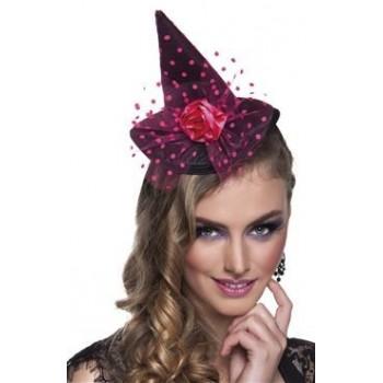 Mini Sombrero Bruja Pinka