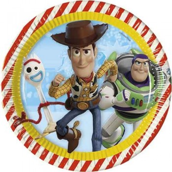 P/8 Plato 23Cm Toy Story 4