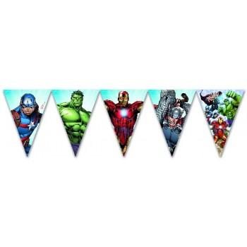 Banderin Avengers
