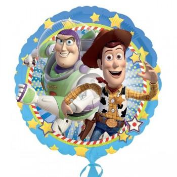 """Globo 18"""" Woody&Buzz"""