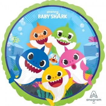 "Globo 18"" Baby Shark"