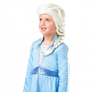 Peluca Inf.Elsa Frozen 2