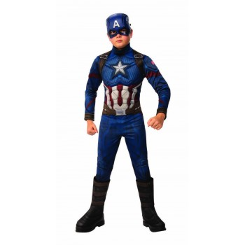 Disf.Inf.Capitan America 8-10