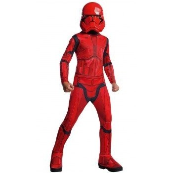 Disf.Inf.Stormtrooper Rojo 5-7