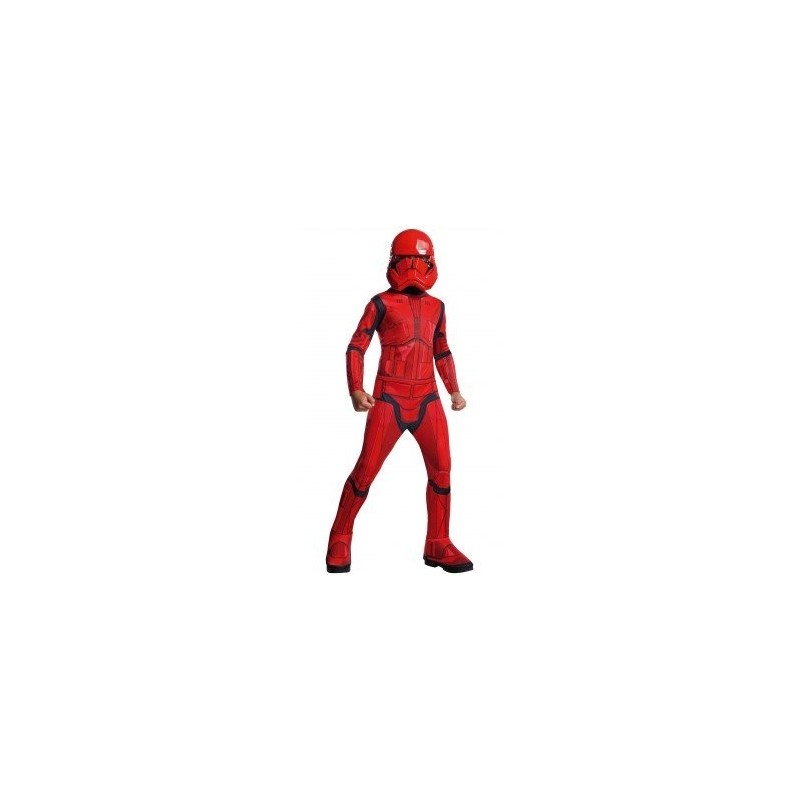 Disf.Inf.Stormtrooper Rojo