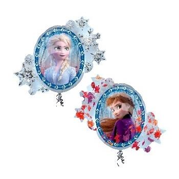 Globo Frozen2 2 Caras