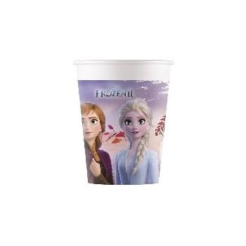 P/8 Vaso Frozen 2 Papel