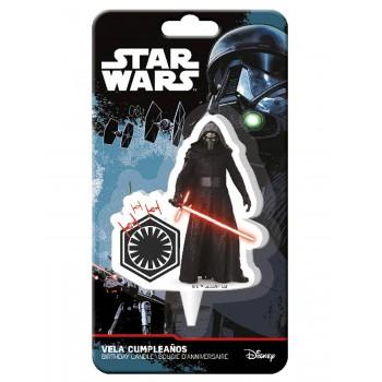 Vela Star Wars Kylo Ren 2D