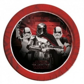 P/8 Plato 23Cm Star Wars Met
