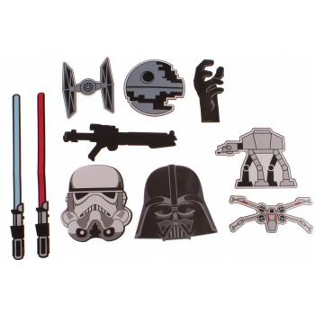 Photocall Star Wars 10Pcs