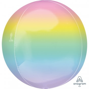 Globo Orbz Multi Color Pastel