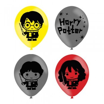 P/6 Globo Harry Potter