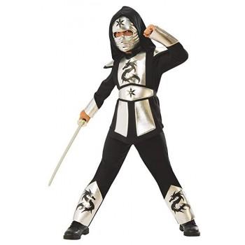 Disf.Inf.Dragon Ninja Silver